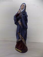 "Our Lady of Sorrows  12""  Statue / Virgen de los Dolores estatua de 30cm"