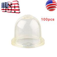 100 x NEW Primer Bulb for Homelite Echo Stihl Poulan Zama Pump # 0057003 0057004