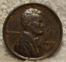 1912 lincoln penny