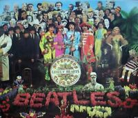 THE BEATLES sgt pepper's lonely hearts club band (CD, album) psych, pop rock