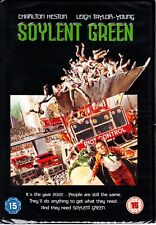 SOYLENT GREEN (1973) DVD REGION 4  CHARLTON HESTON