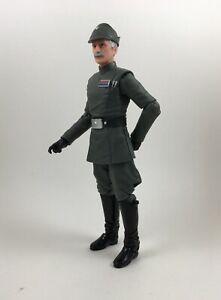 Custom Star Wars 6in Black Series Admiral Gilad Pellaeon imperial officer empire