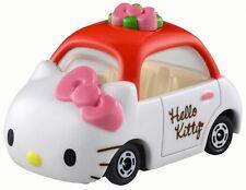 Takara Tomy Dream Tomica No.152 Hello Kitty Miniature Car Toy Sanrio from Japan