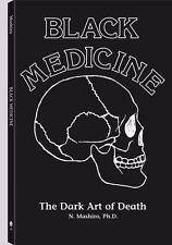 Black Medicine: The Dark Art of Death No. 1 by N. Mashiro (1978, Paperback)