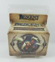 NEW Descent Journeys in the Dark Second 2nd Edition Queen Ariad Lieutenant Pack
