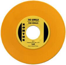 "THE IDEALS  ""THE GORILLA c/w MO GORILLA""  MONSTER 60's CLUB BEAT    LISTEN!"
