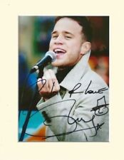 Pre-Printed Collectable Pre-Printed Music Signed Photos