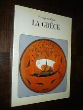 LA GRECE - Catherine Regulier 1987 - Histoire Antiquité