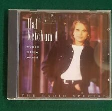 SOUNDTRACK- CD - hal Ketchum the radio special