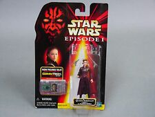 Vintage Star Wars QUEEN AMIDALA  Comm Tech Chip Ep.1 Action Figure  #oob3