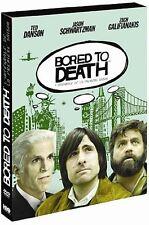 29537 // BORED TO DEATH SAISON 1 COFFRET 2 DVD NEUF SANS BLISTER