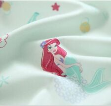 Disney Ariel The Little Mermaid, Under The Sea Fabric made in Korea by the Yard