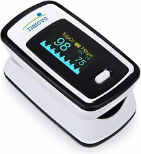 *NEW SEALED* IN HAND*  Innovo Deluxe Pulse Oximeter iP900AP SpO2 Perfusion Index