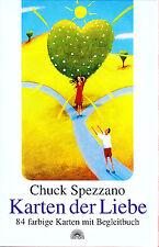 Chuck Spezzano – Karten der Liebe – 84 farbige Karten mit Begleitbuch – alte Auf