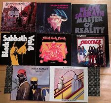 Black Sabbath - Black Box: The Complete Original Black Sabbath 1970-1978 8CD/DVD