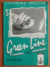 Green Line new 5 workbook (1999 1. Auflage aus 2004 - 2006)