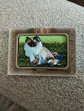 Birman 2020 Upper Deck Goodwin Champions Cat Collection Patch Relic