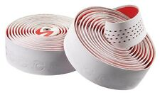 Cannondale Microfiber plus Handlebar Tape weiss-rot