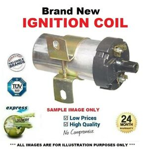 IGNITION COIL for MERCEDES BENZ S-Class 280 S 1979-1985