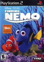 Finding Nemo For PlayStation 2 PS2 Game Only 8E