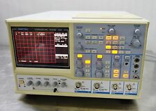 IWATSU TS-81000 STORAGESCOPE 1GHz ANALOG STORAGE OSCILLOSCOPE