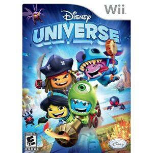 Disney Universe - Nintendo  Wii Game