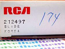 RCA 212497  / SLIDE PLATE / IW174 / 1 PIECE (qzty)