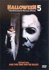 FREE SHIPPING Halloween 5: The Revenge of Michael Myers DVD