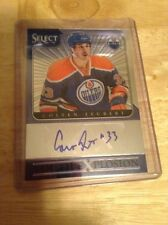Colten Teubert Oilers 2013-2014 Panini Select Youth Explosion Auto #YE-CT