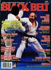 5/85 BLACK BELT MAGAZINE RAY DALKE KENJUTSU KARATRE KUNG FU MARTIAL ARTS