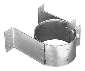 DuraVent  4 in. Steel  Pellet Vent Wall Strap