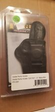 """Tagua Black LEATHER right hand IWB Holster fits Colt Kimber 1911 5"""" full size 45"""