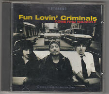 FUN LOVIN' CRIMINALS - come find yourself CD