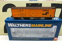 Walthers HO Scale CR Conrail 50' Mechanical Reefer RD #359010 RTR New