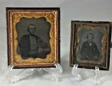 Tintypes Antique Photographs Tin Types Old Gentlemen Pictures
