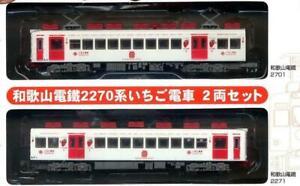 Tomytec 255932 Railroad Collection Wakayama Toys Train Ichigo 2R N Scale
