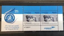 Costa Rica - Postfris/MNH - Sheet Social Security 2016 NEW!