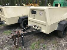 Ingersoll Rand 185 CFM Towable Air Compressor