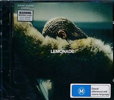 Lemonade CD DVD 2-disc NEW Pray You Catch Me Hold Up Daddy Lessons