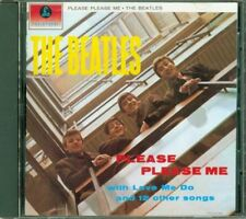 The Beatles - Please Please Me Mono Parlophone Italy Press Cd Perfetto