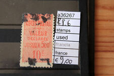 STAMPS FRANCOBOLLI FRANCIA FRANCE USED P.P.6 (A36267)