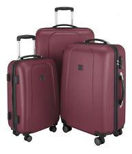 Hauptstadtkoffer Wedding 103l XL Koffer BURGUND Reisekoffer Trolley Hartschale