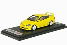 1/43 Mark43 Honda Integra Type (DC5) Sunlight Yellow Peako Resin PM4319Y