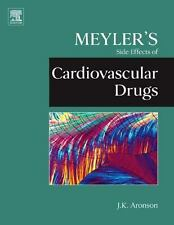 Meyler's Side Effects of Cardiovascular Drugs (Meylers Side Effects)-ExLibrary
