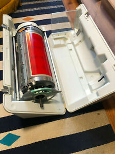 Riso drum: Bright red Z-type drum, works with MZ 790, 990, RZ 990