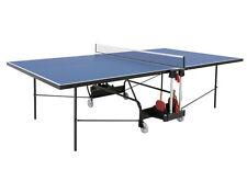 Tischtennisplatte outdoor Sponeta S 1-73e Blau mit Netz Frei Haus wetterfest Neu