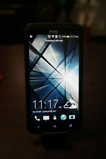 HTC One XL with charger Black Unlocked