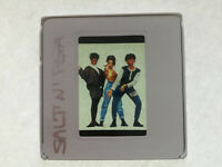 SALT 'N' PEPA*SPAIN PROM0 SLIDE PHOTO FILM 1990's*Polygram Iberica*DIAPOSITIVA*