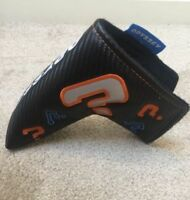 Limited! Funky Odyssey Question Mark Magnetic Blade Putter Cover Headcover UK