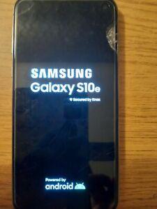 Samsung Galaxy S10e SM-G970F - 128GB - Prism Green (Unlocked)